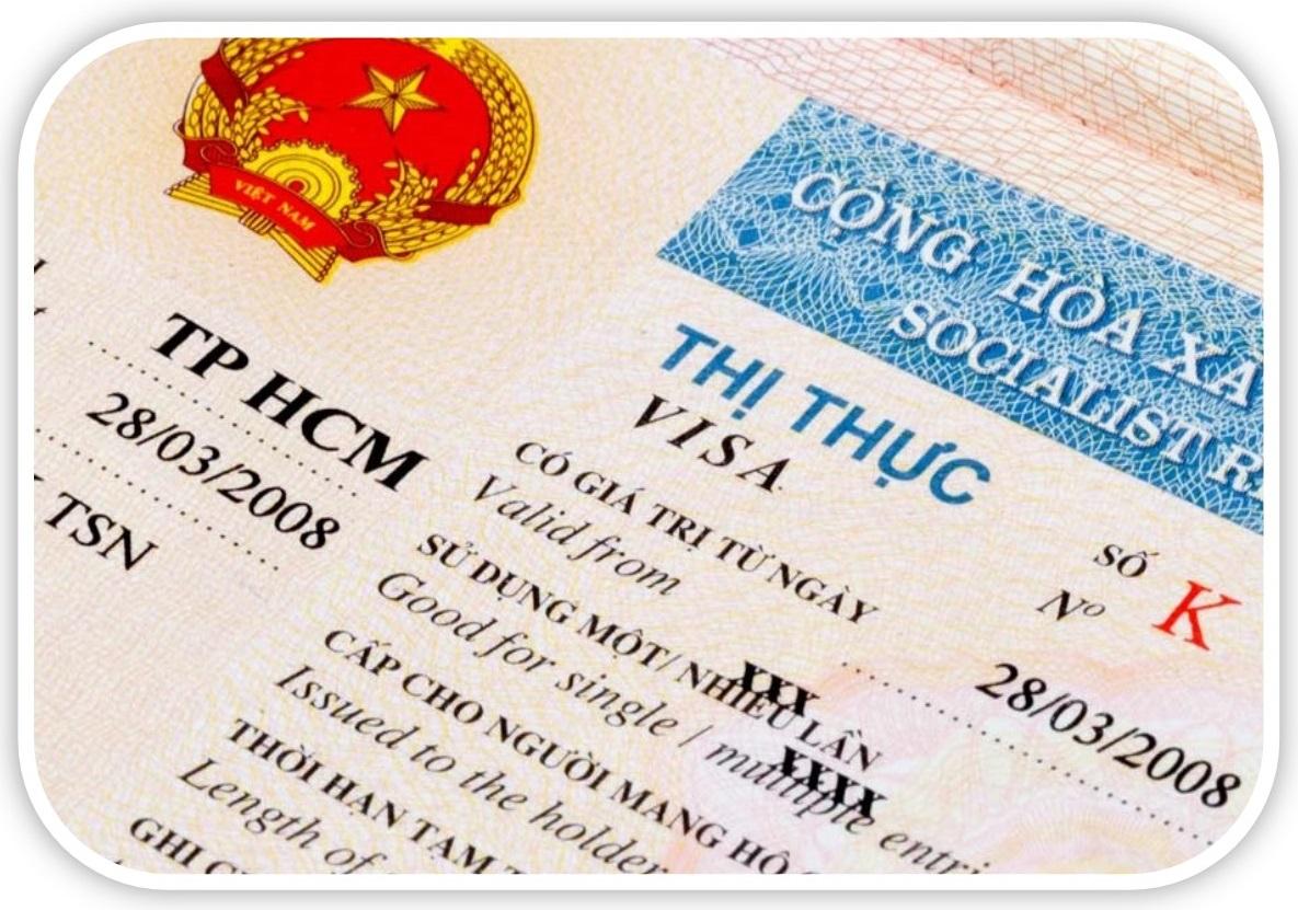 vietnam visa stamp 2